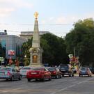 Театральная площадь в Краснодаре