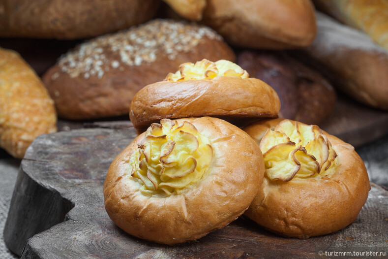 Рецепты национальной кухни Мордовии ватрушка с картофелем