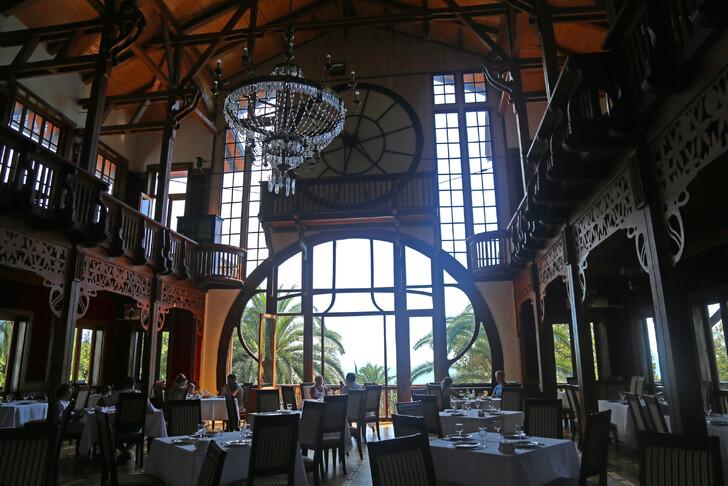 Ресторан Гагрипш