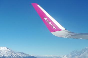 Wizz Air переносит открытие базы в «Пулково» на декабрь