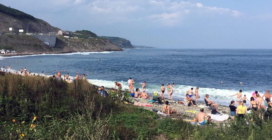 Пляж Патрокл