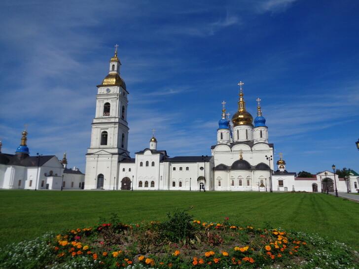 Тобольский кремль (Софийский собор)