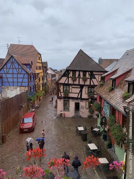Исторический музей в башне «Дольдер», в одном из самых туристических городов Франции — Риквире