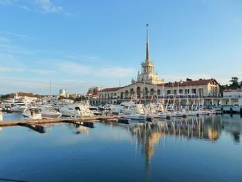 Весной 2021 года в Сочи могут запустить морское такси