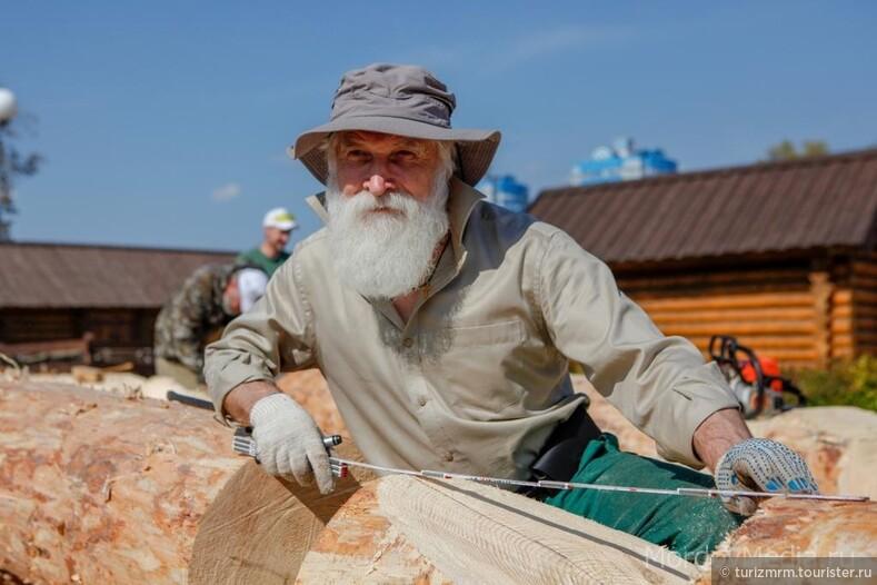 В Саранске подвели итоги фестиваля Поющее дерево