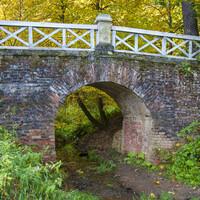 Мост через ручей. Фото 2.