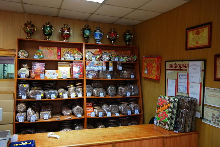 Тульские пряники и подарочные наборы сладостей