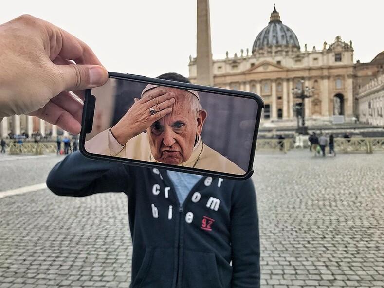 20 забавных фото, доказывающих, что среди нас живут люди, видящие этот мир чуточку иначе