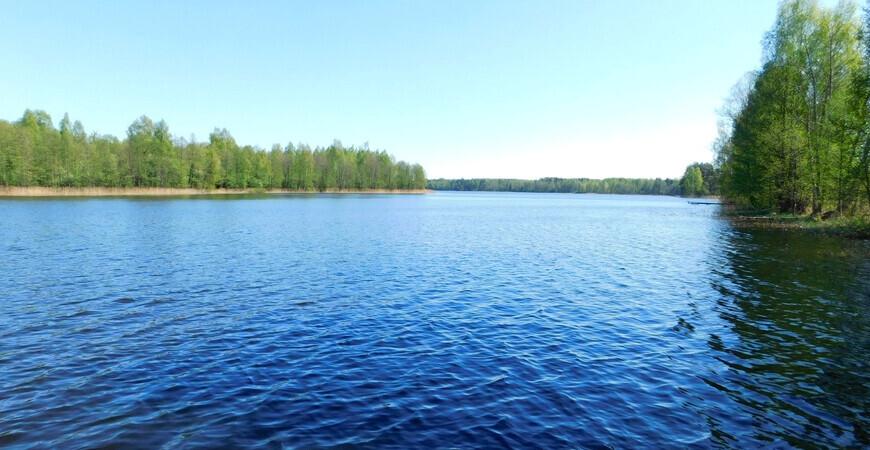 Озеро Днико