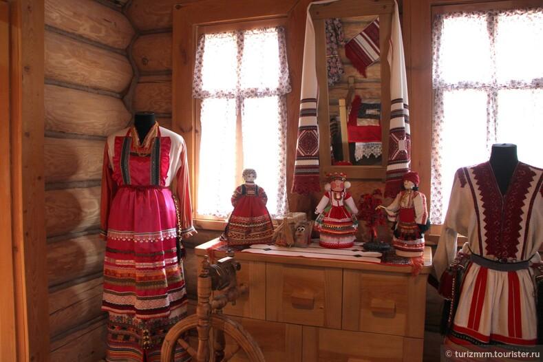 Музейно-этнографический комплекс Мордовское подворье продлил работу до 11 октября