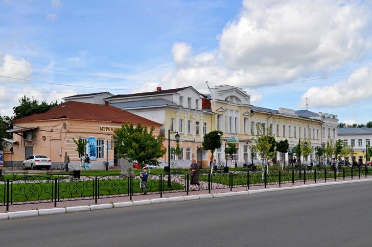 Сквер им.Ермакова