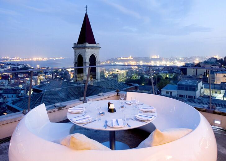 Ресторан 360 Istanbul Beyoğlu