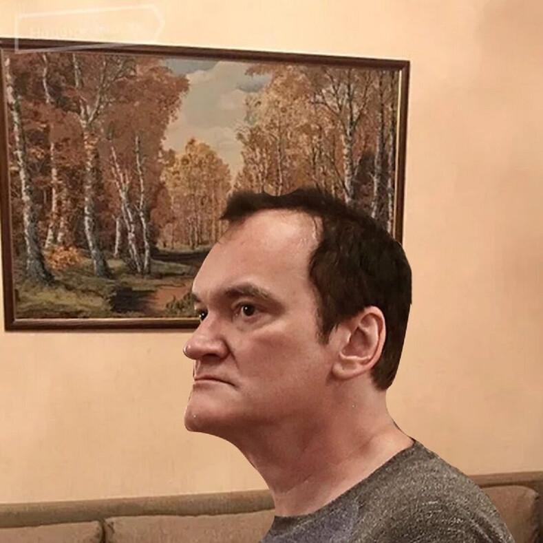 Челябинец добавил Квентина Тарантино в объявление о продаже квартиры: мемы о том, как голливудский режиссер приценивается к трешке, просто разорвали Сеть