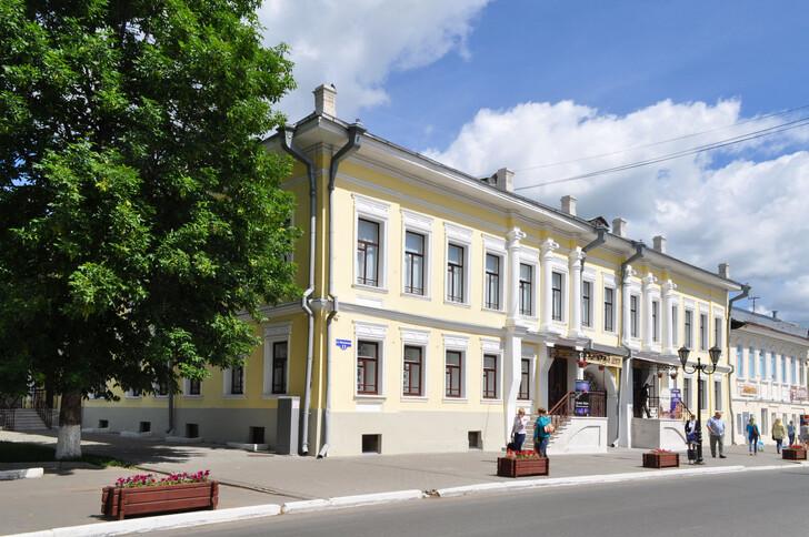Муромский историко-художественный музей