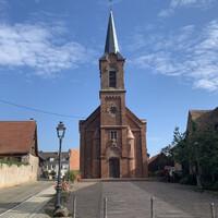 Ожерелье Винной дороги Эльзаса — бусинка шестая — Миттельбергхайм