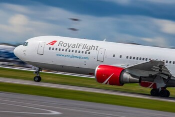 Авиакомпания Royal Flight полетит из Москвы в Стамбул