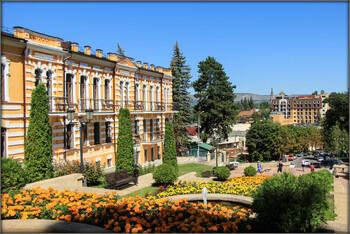 Курорты Ставрополья с начала года приняли свыше 300 000 туристов
