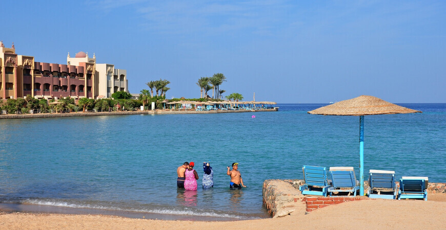 Пляж Zahabia Beach