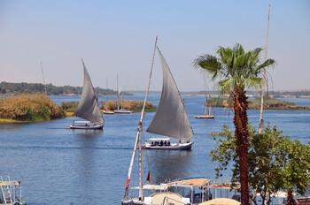 В Египте возобновляются круизы по Нилу