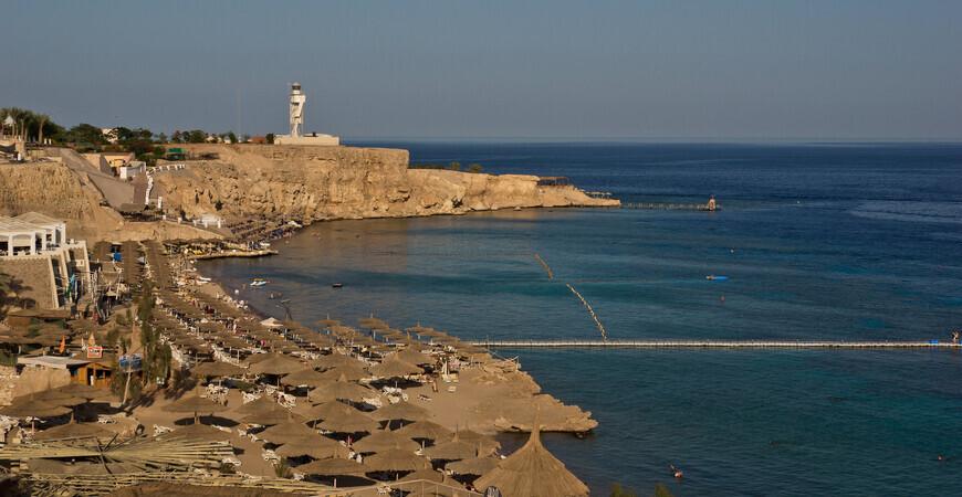 Пляж Фарша (Farsha beach) <br/> в Шарм-эль-Шейхе