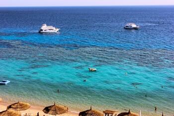 Египет за три месяца принял 300 000 иностранных туристов