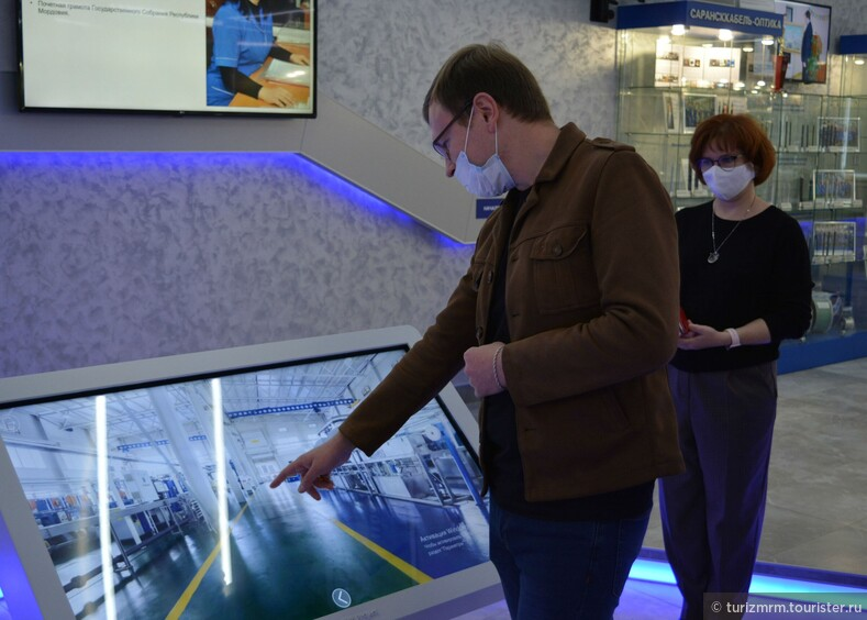Музей группы компаний Оптикэнерго в Мордовии станет новым объектом туристской привлекательности