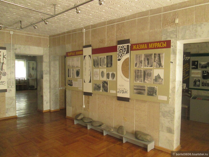 Неприметный музей почти без информации на русском языке