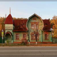Дом Пришлецова (нач. 20 в.)
