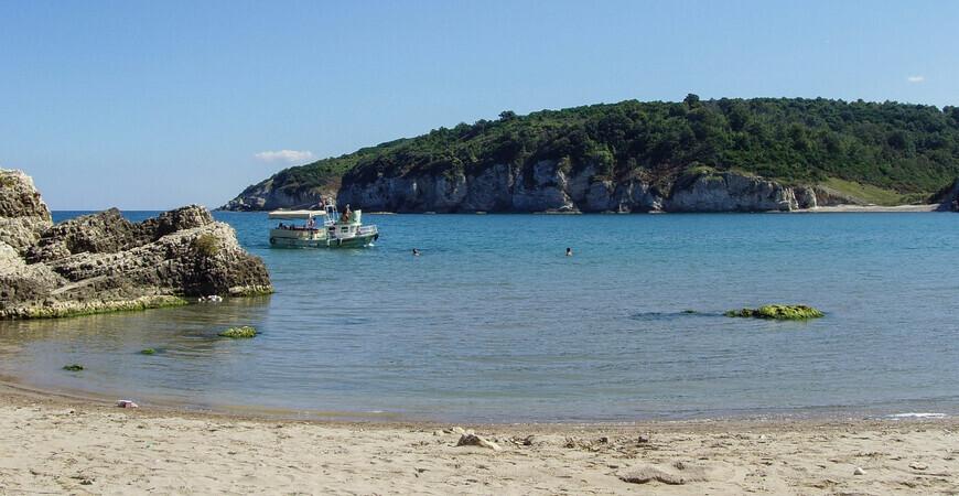 Пляжи Агвы