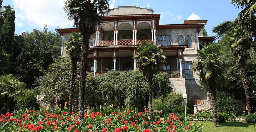 Дворец Карасан