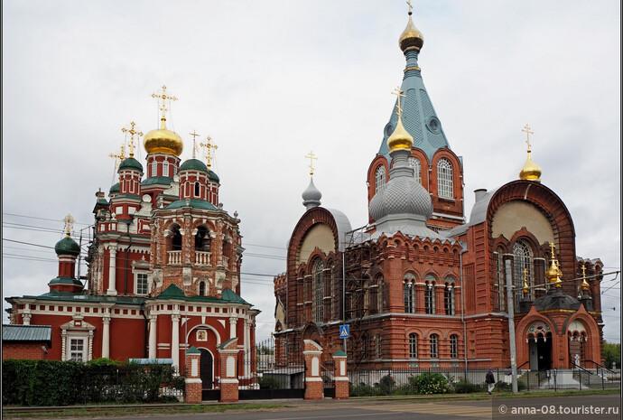 Нижний Новгород _Что можно увидеть в заречной части