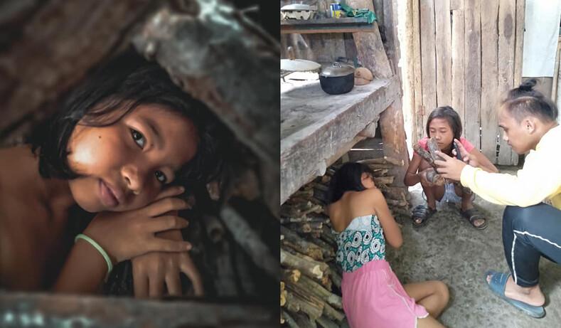 Филиппинец сделал фотографии, как в глянцевых журналах, не потратив ни единого песо посмотрите, как это было снято на самом деле