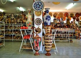 Красота ручной работы (Керамическая мастерская «Giannis Ceramic»)