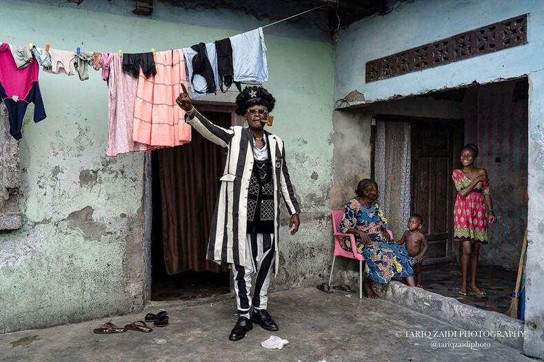 La Sape: как выглядят стиляги, живущие в трущобах Конго