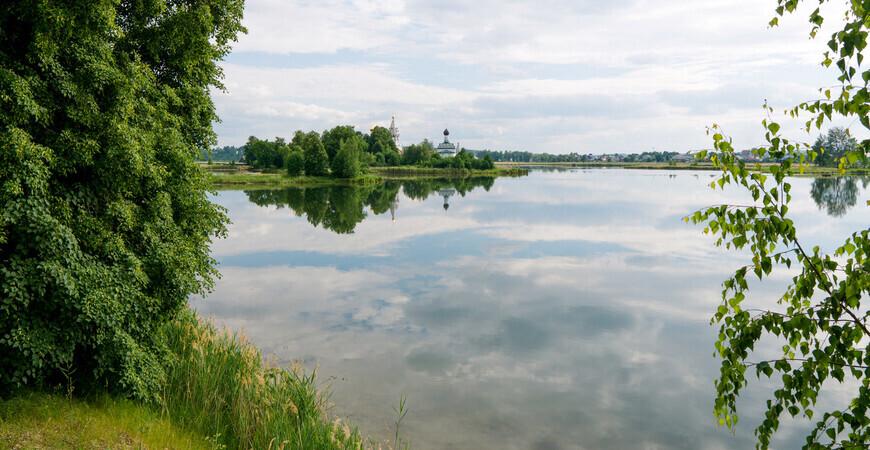 Озеро Тосканка (Ворсменское)
