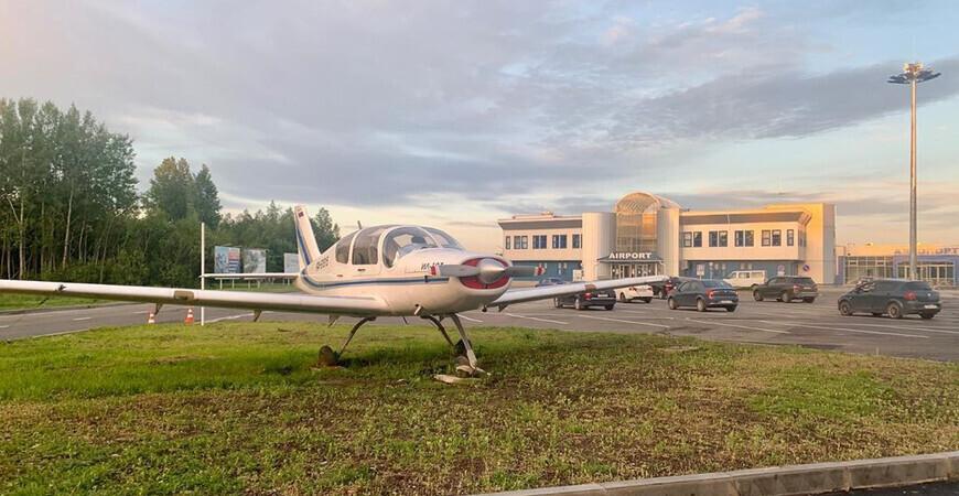 Аэропорт Череповец
