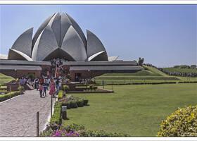 Индия: Нью-Дели. Фотографии (2)