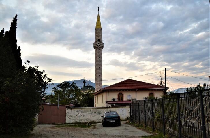 Мечеть Юхары-джами