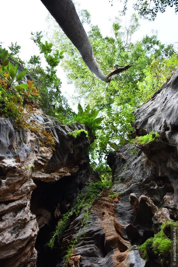 Синяя пещера в Таке