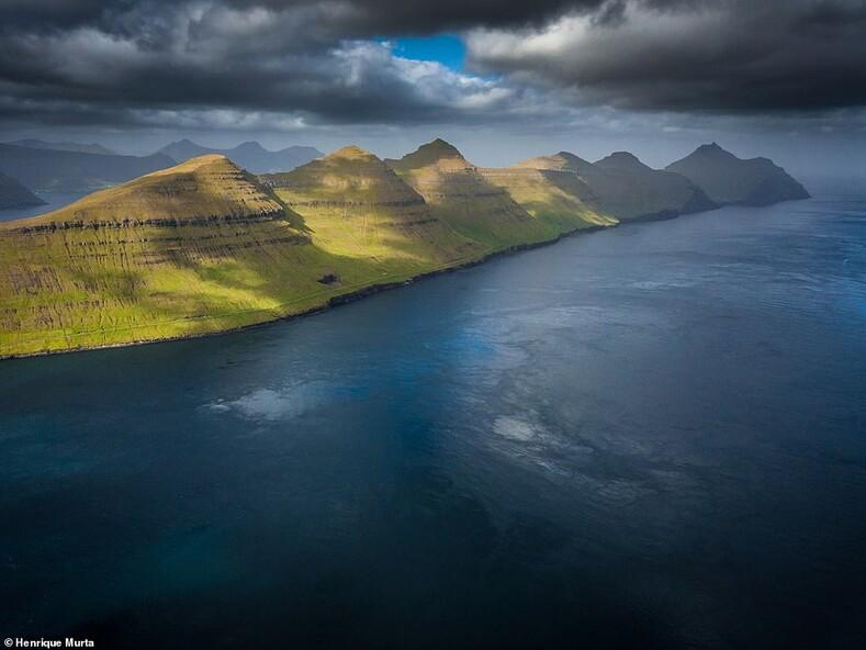 Остров Калсой, население которого составляет всего 150 человек, известен как флейта