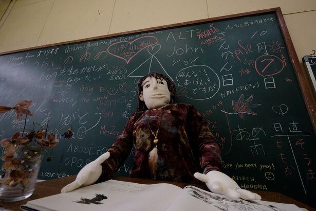 Учитель в начальной школе
