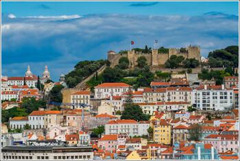 В Португалии введён режим национального бедствия