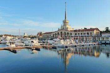 Utair открыла рейс в Сочи из Астрахани