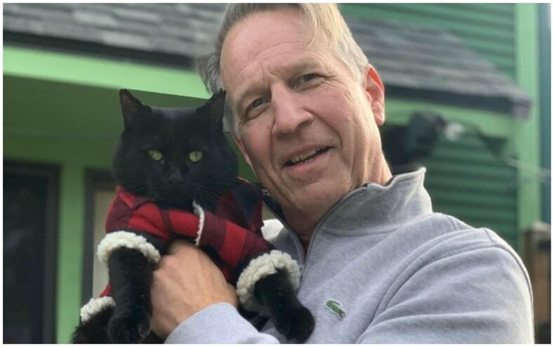 Янехочу, чтобы вмоем доме были собаки и кошки! фото суровых пап, сменивших гнев на безграничную любовь