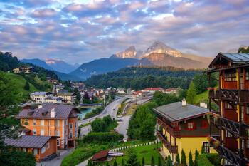 В Баварии впервые с весны ввели жесткие ограничения