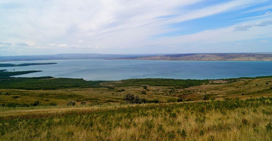 Сенгилеевское водохранилище (озеро)
