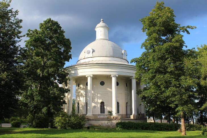 Церковь Екатерины II