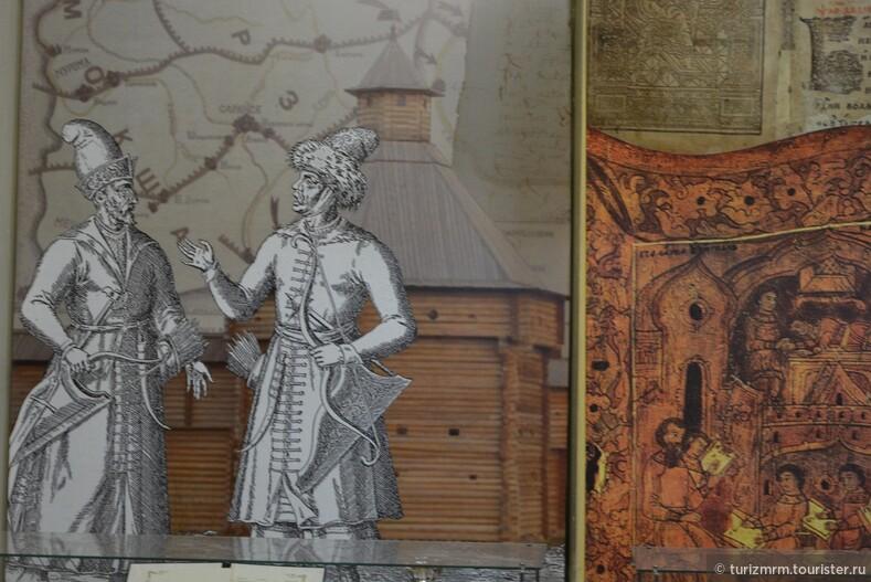 В Саранске открылась выставка Образ жизни реконструкция