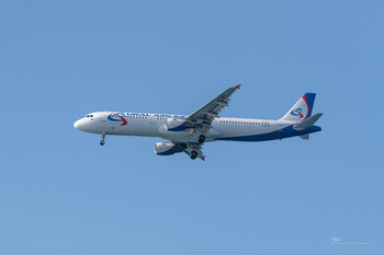 «Уральские авиалинии» отказались от планов летать из «Внуково» в Крым