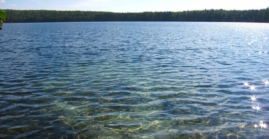 Озеро Нужьяр (Нуж-Яр)